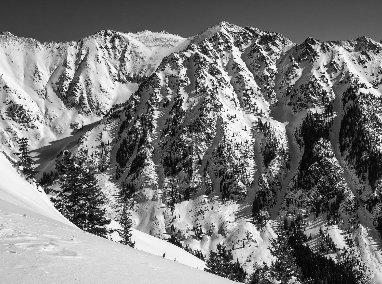 Skier's Pt. - Gore Range, CO
