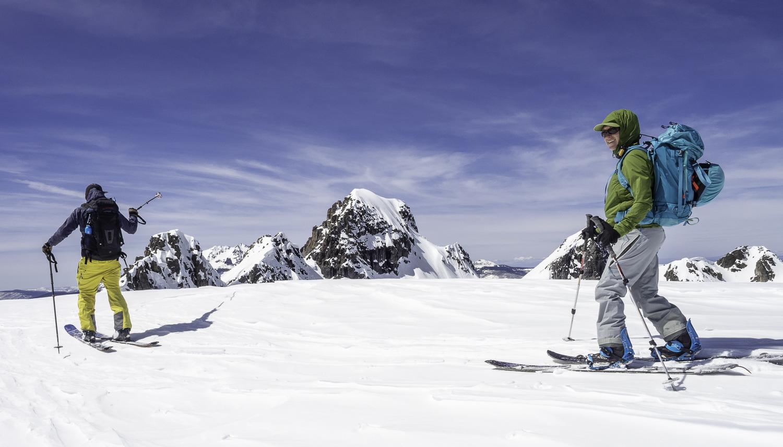True Summit - Yellow Mtn. 12,933'