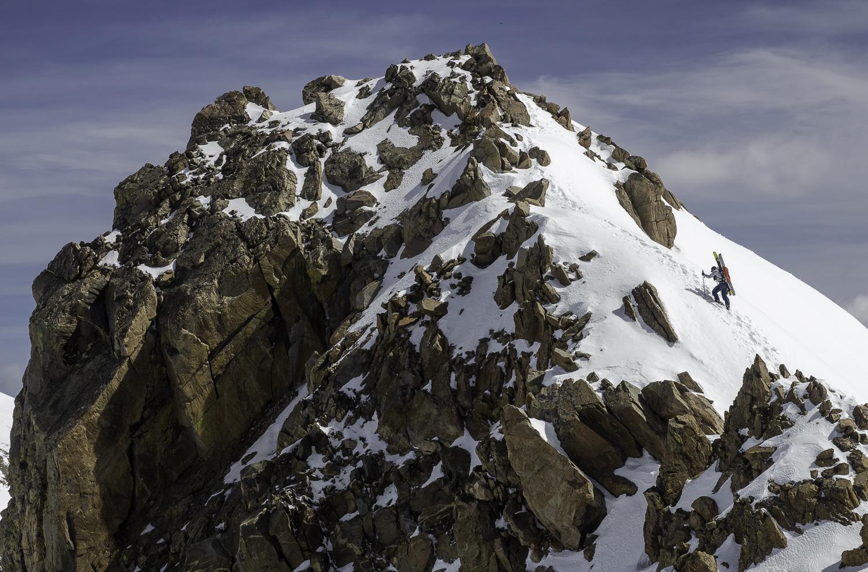Summit Push - Gary