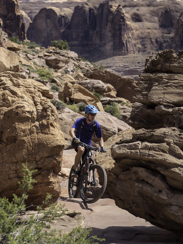 Boulders - HyMasa Trail - Ben