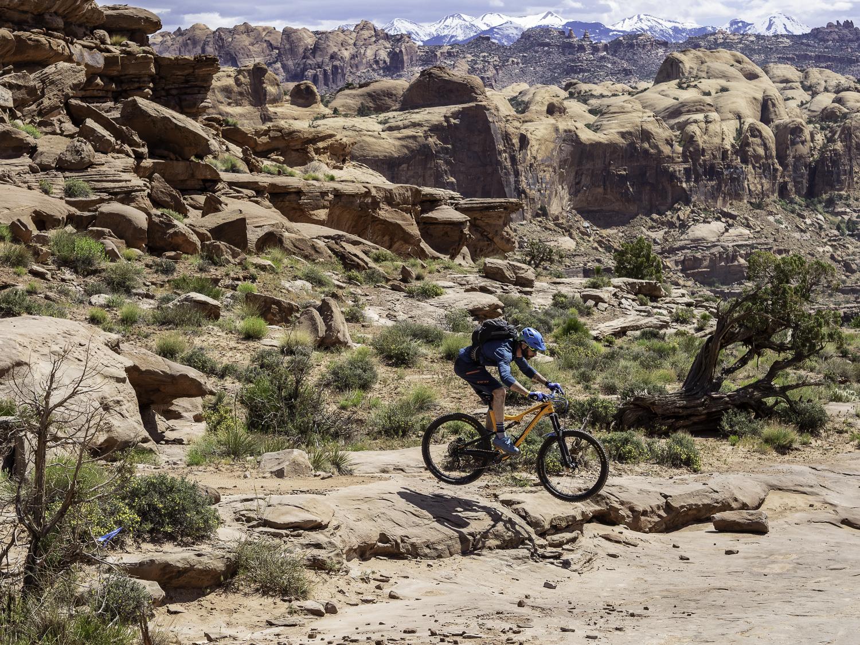 HyMasa Trail - Moab, UT