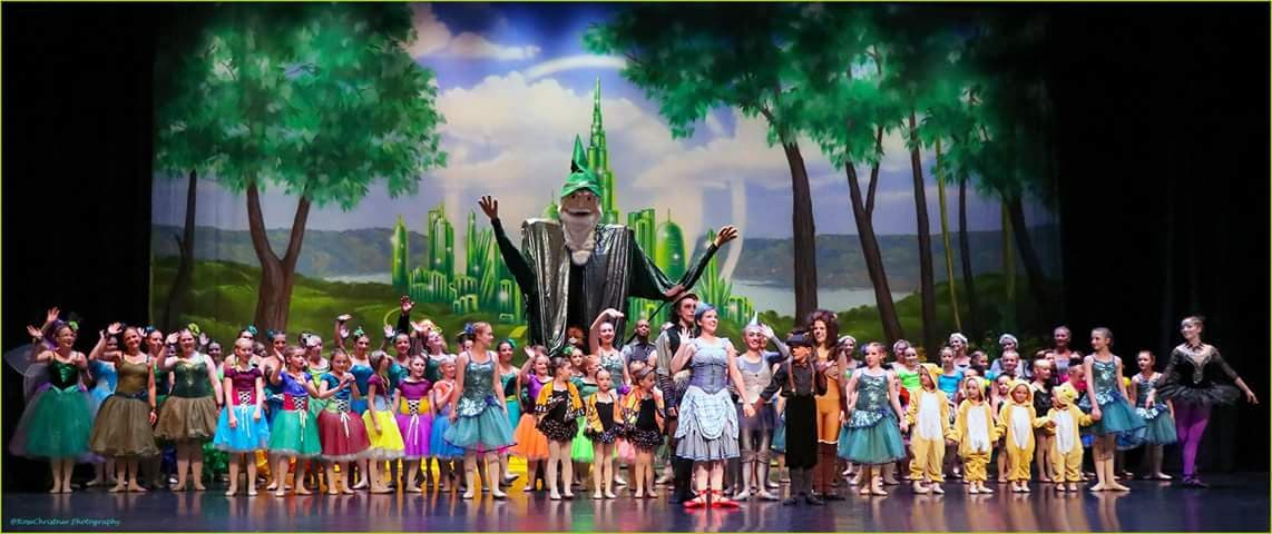 "2018 Production of ""The Wonderful Wizard of Oz"""