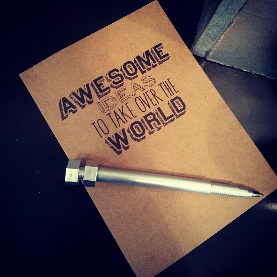 Awesome Ideas Take over the World