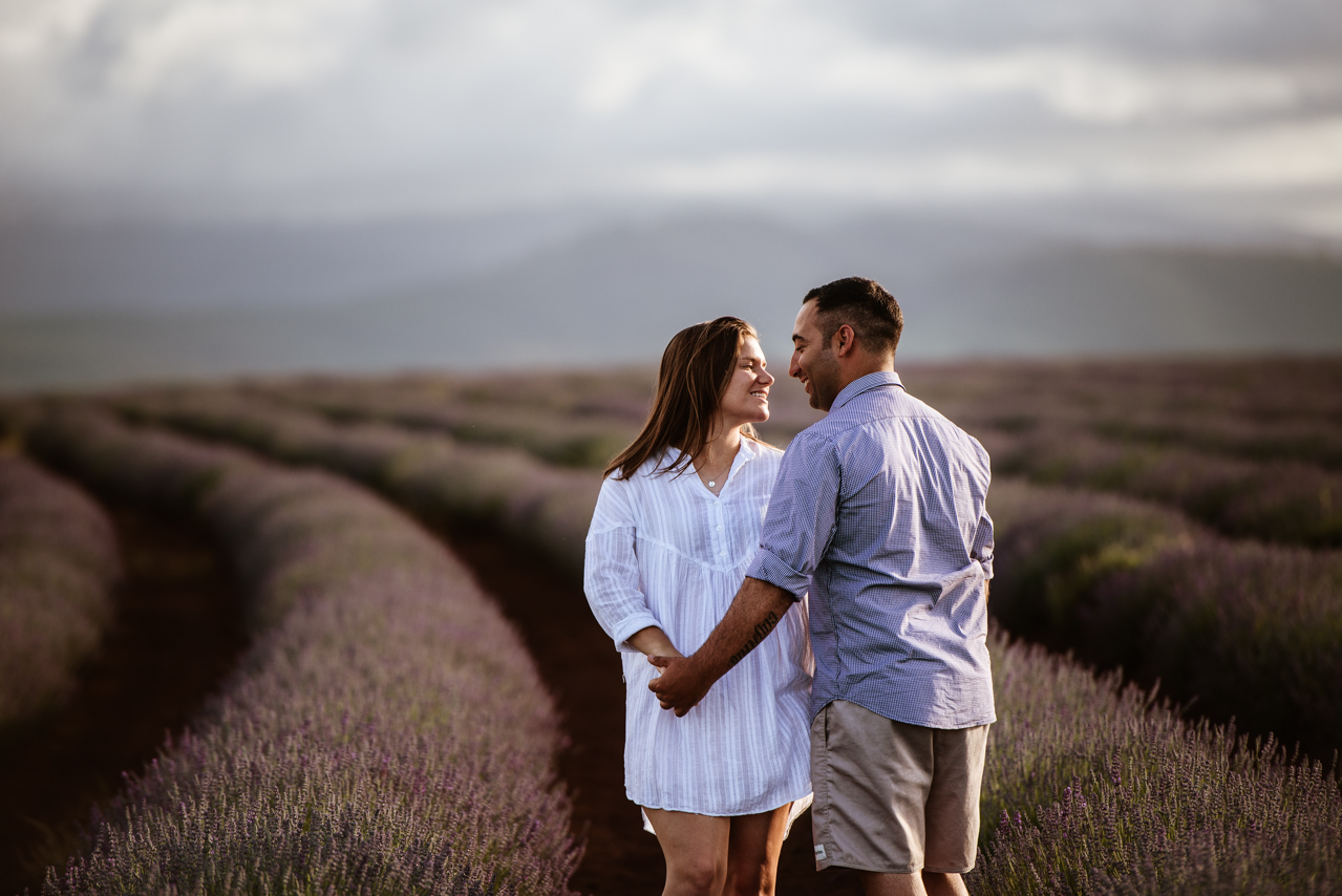 Launceston couples photographer