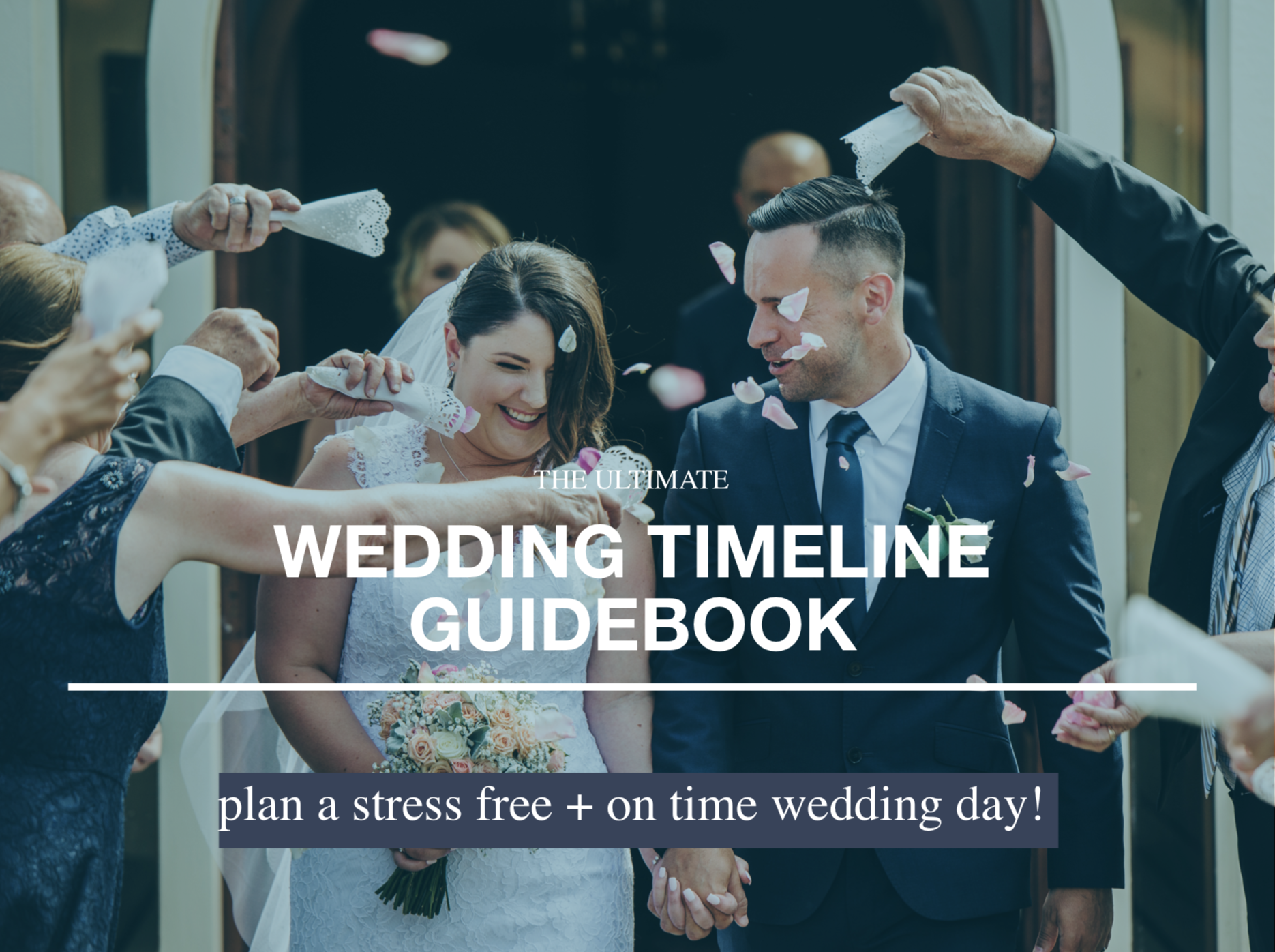wedding time guidebook