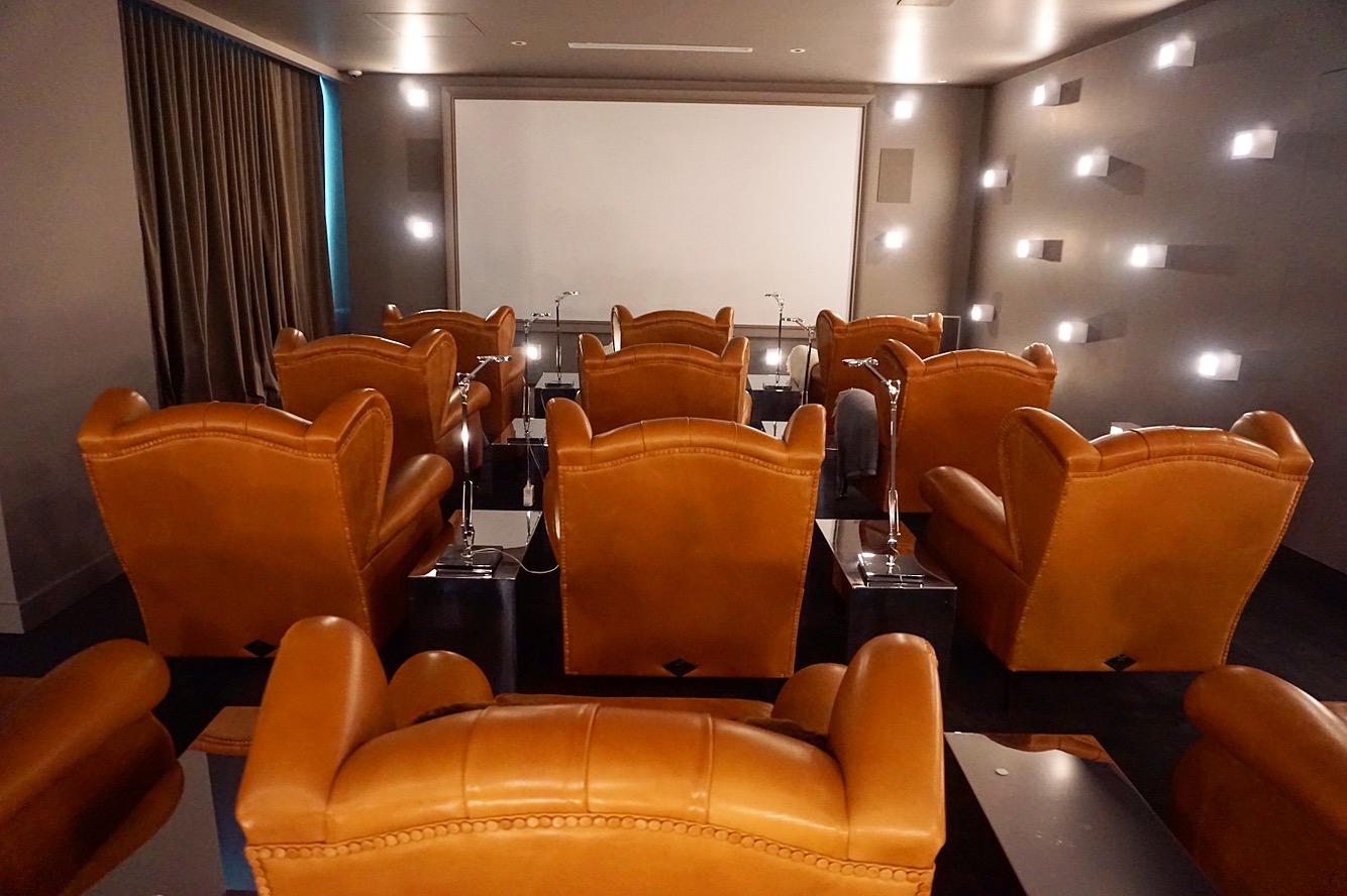 Screening Theater