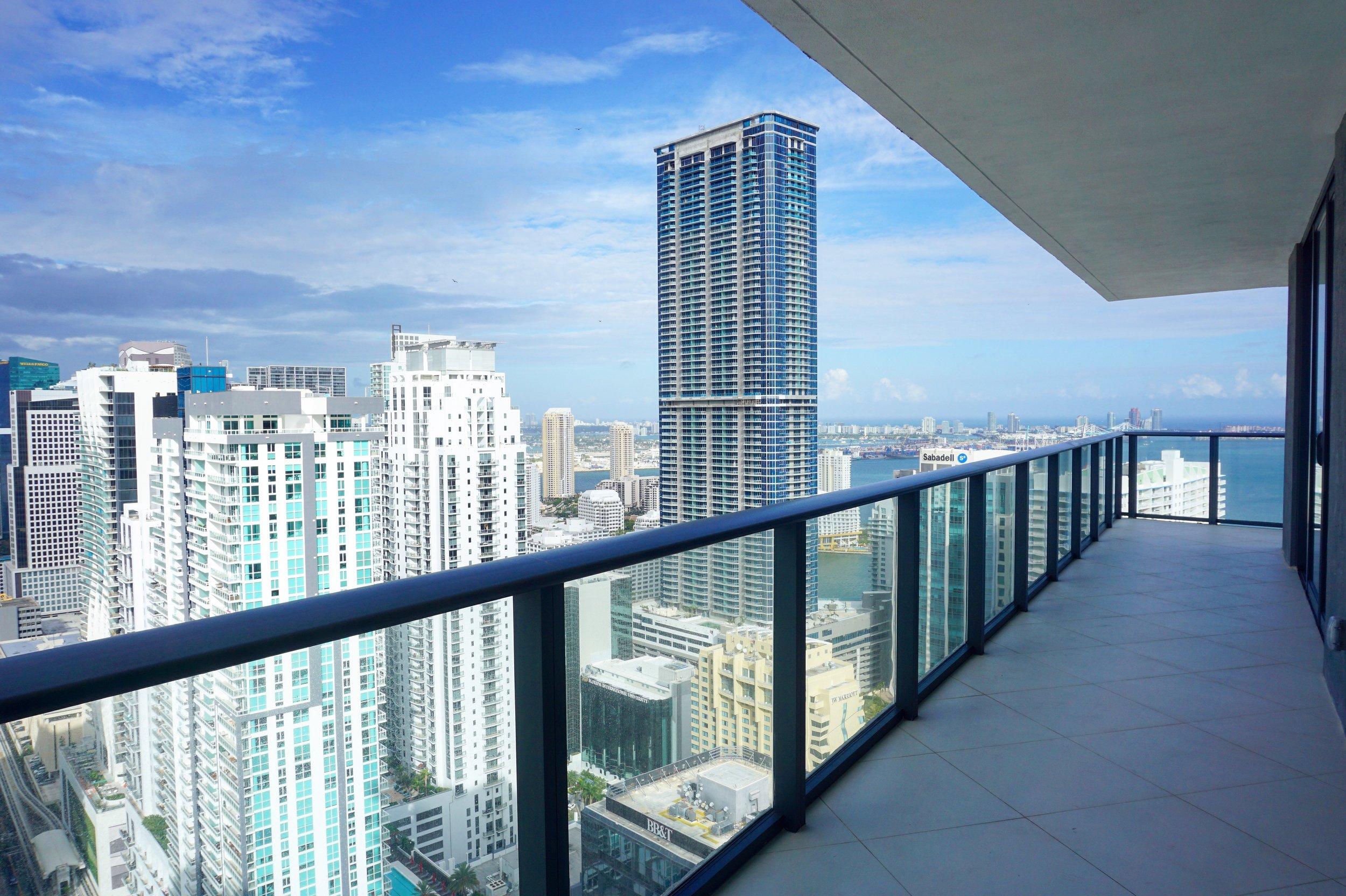 Balcony-North East