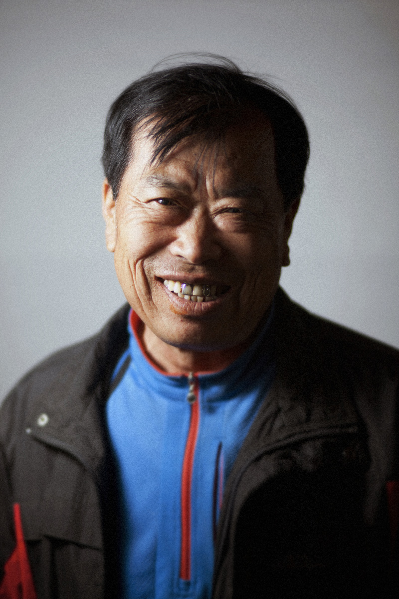 Ahjussi With Gold Tooth