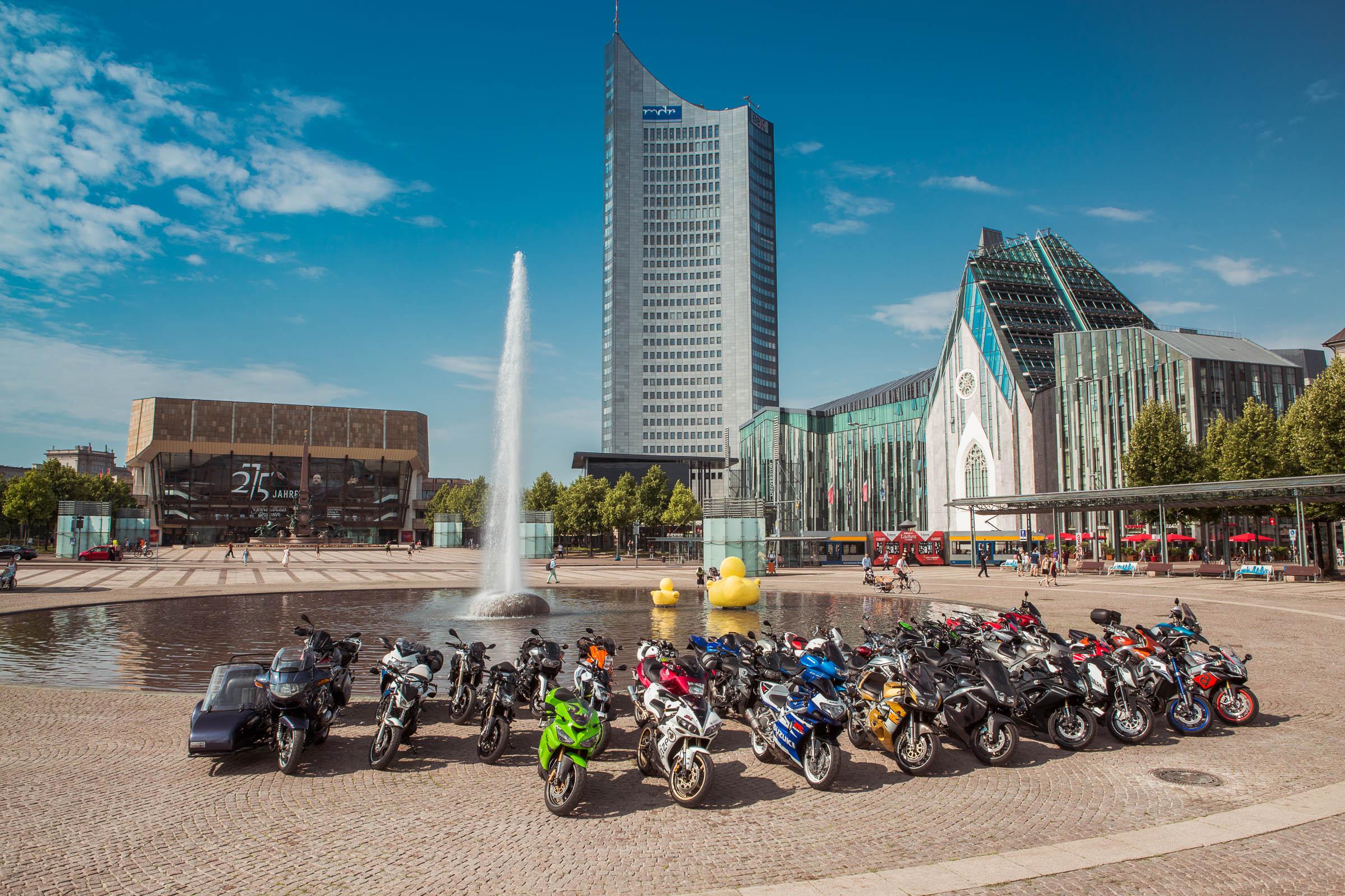 Willkommen bei den Motorradfreunden