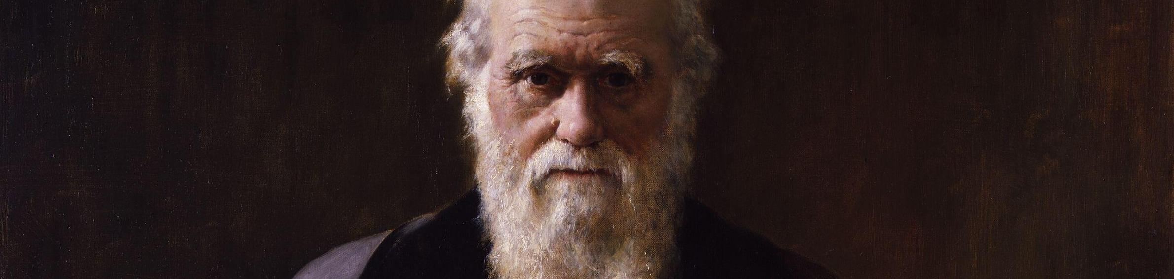 Charles Robert Darwin (* 12. Februar 1809 † 19. April 1882)