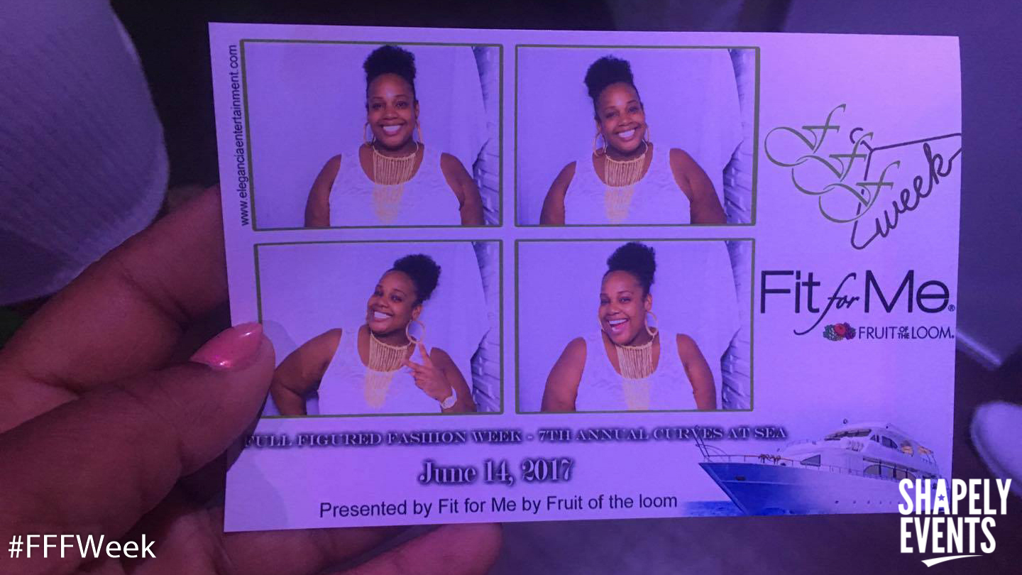 The Photo Booth! - We all know that founder, Iya, is addicted to photo booths. She visited the photo booth a couple of times lol. It was included in your ticket price and they print your tickets in about 4 minutes. Love it!