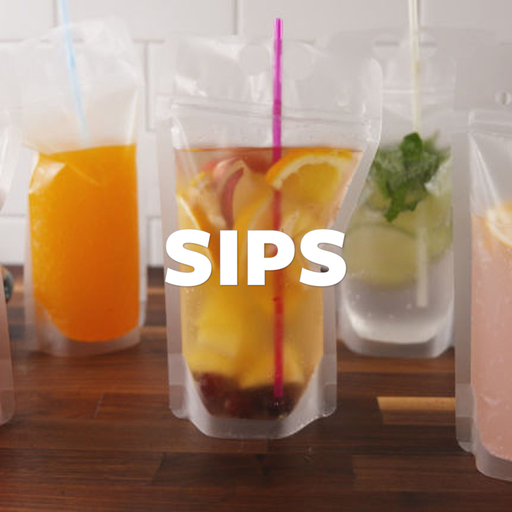 Take your adult beverages up a notch with our Shapely Sips! All flavors are made with quality ingredients, from scratch, and served with hand cut fruit.  Learn More >>