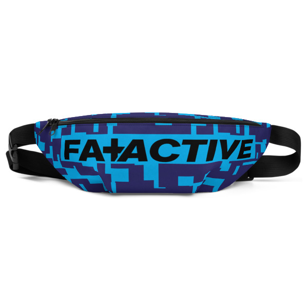 Fat + Active Fanny Pack