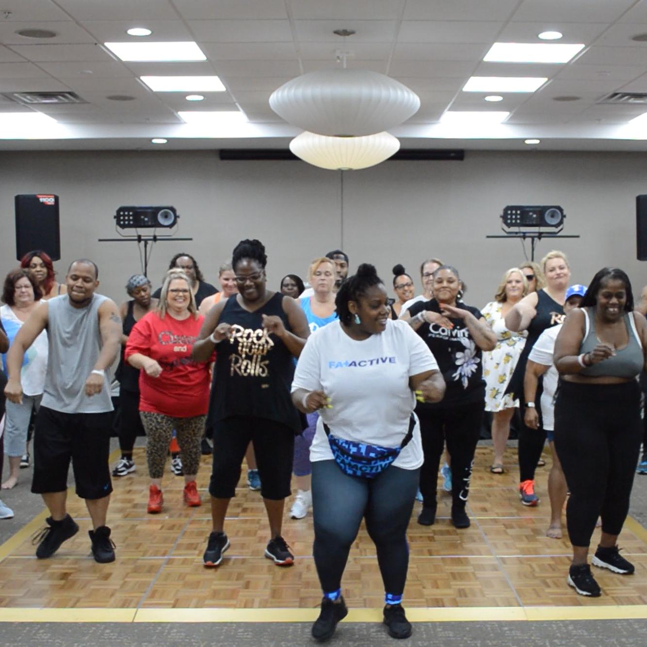 Fat + Active Workshop