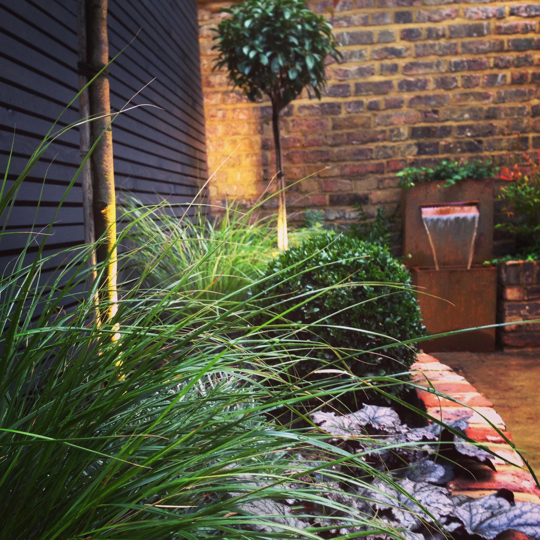 The Water Garden in Richmond