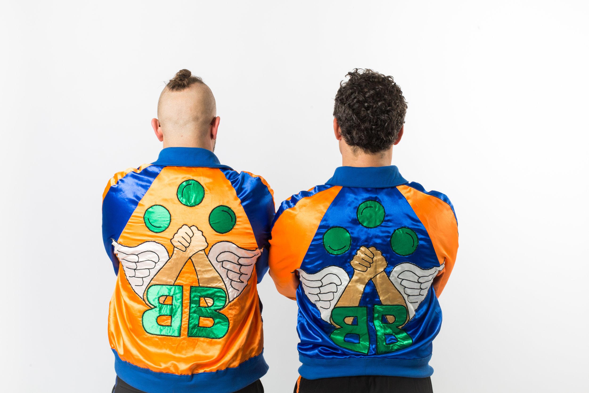 The Flying Bazazi Brothers