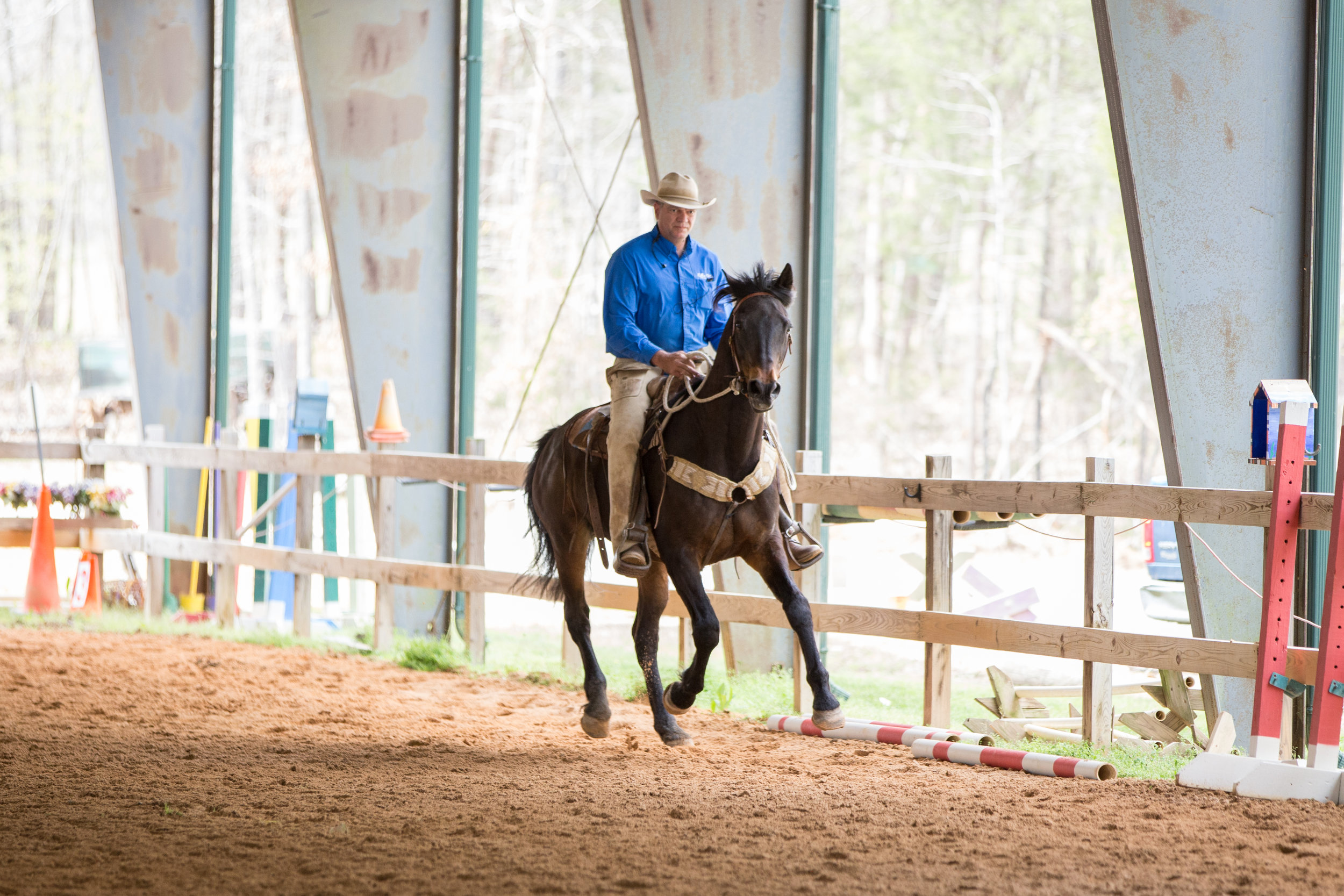 "Wings of Eagles Ranch - ""Advancing Your Horsemanship""April 13 & 14, 2019"