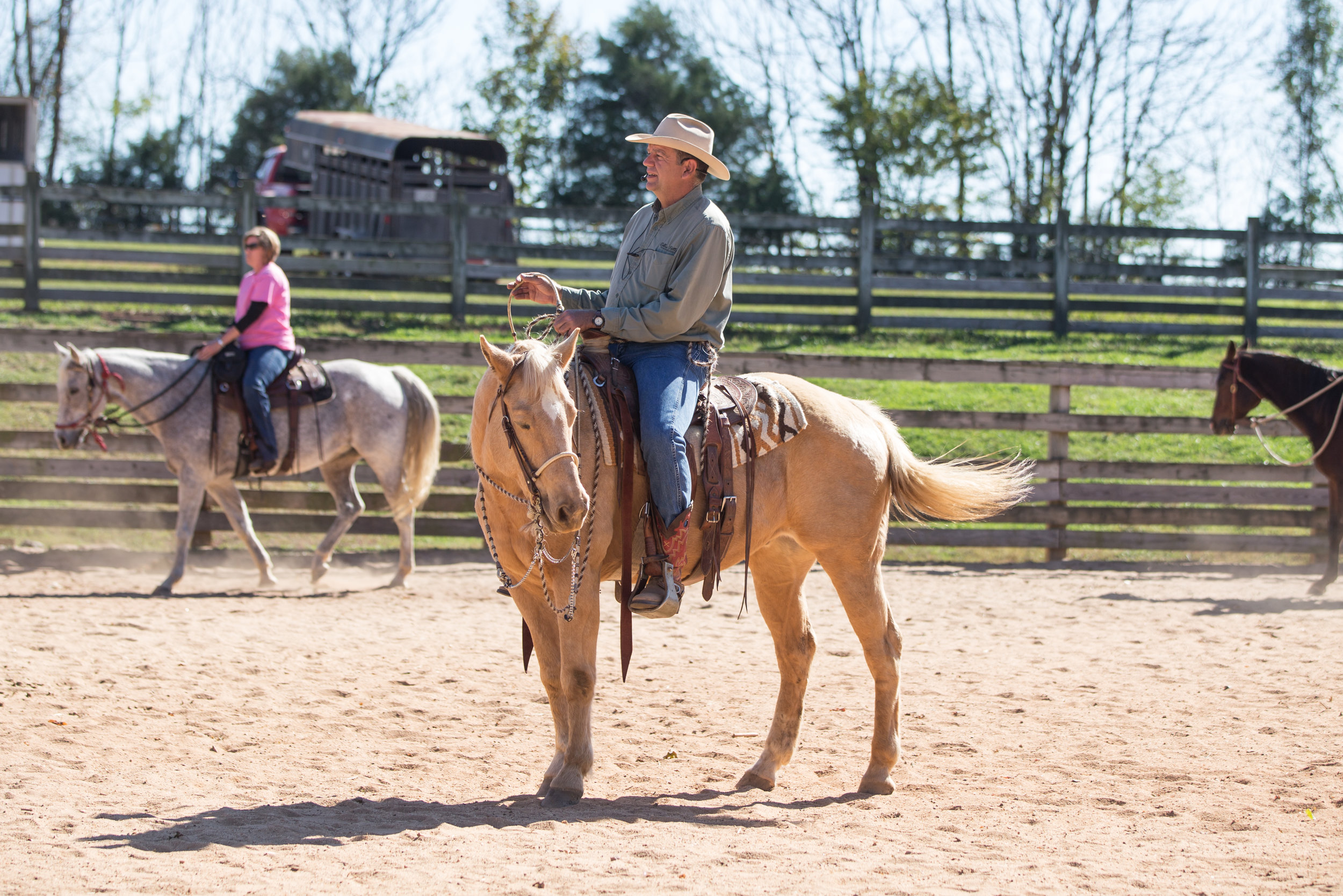 "Zion Farm - ""Horsemanship Clinic""October 19 & 20, 2019"