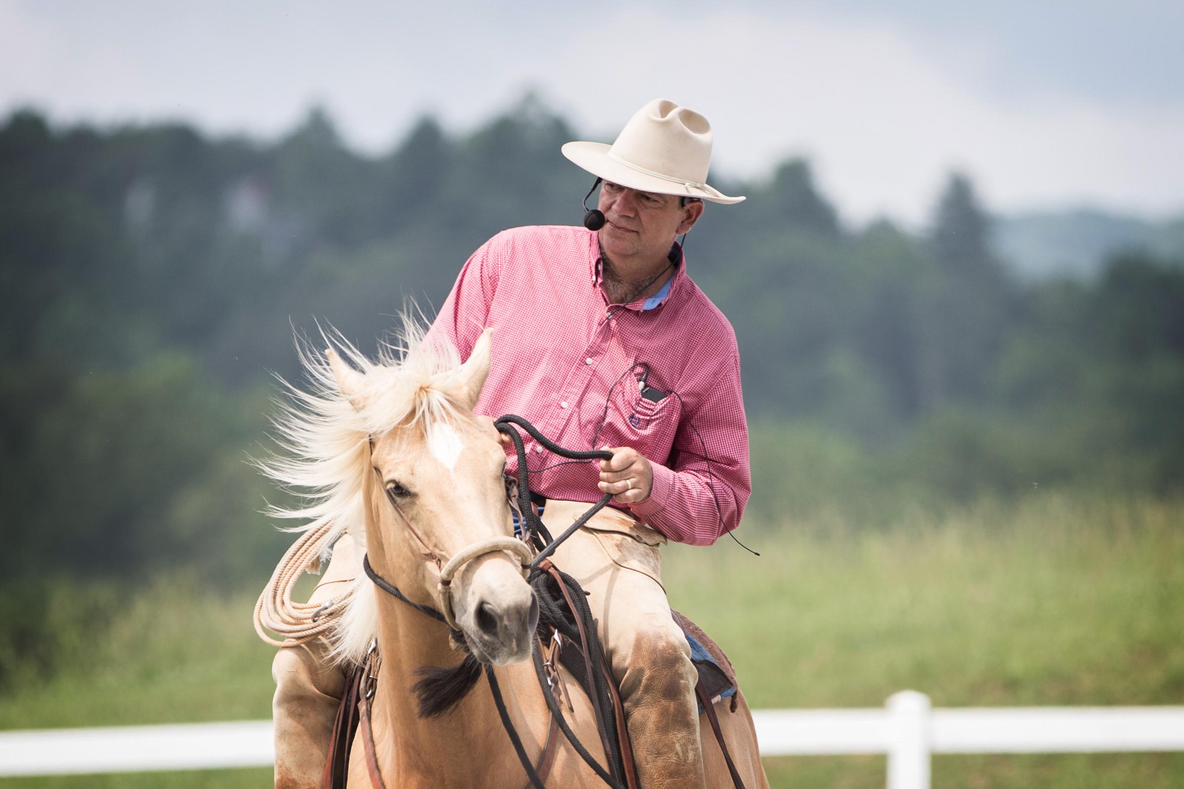 """Trails, Etc. - """"Horsemanship Clinic""""April 27 - 28, 2019"""