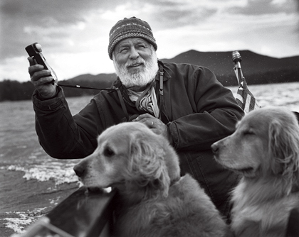 Bruce Weber Dogs for Shinola