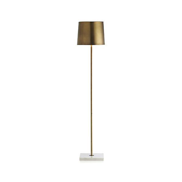 Crate & Barrel Astor Floor Lamp