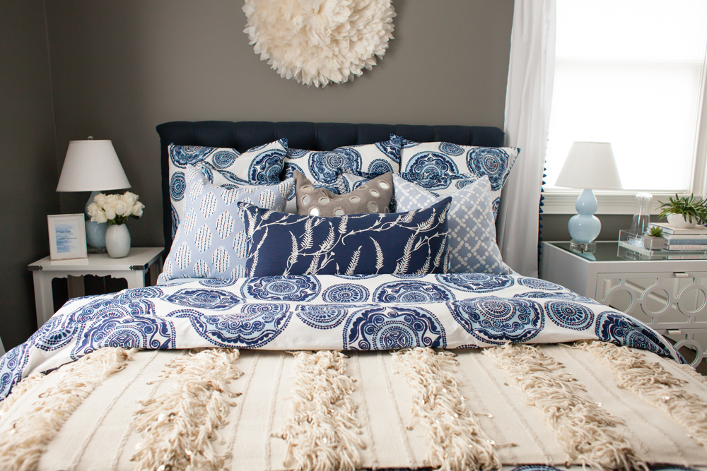 Ashley Manfred Design Guest Room