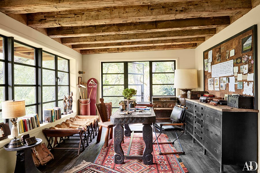 Toms Architectural Digest Hammer and Spear