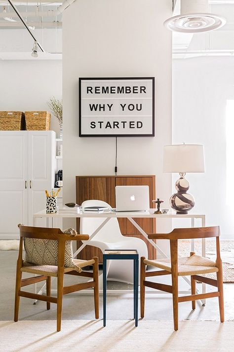 Remember Why You Started Office