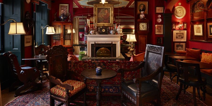 The Zetter Townhouse Seymour's Parlour
