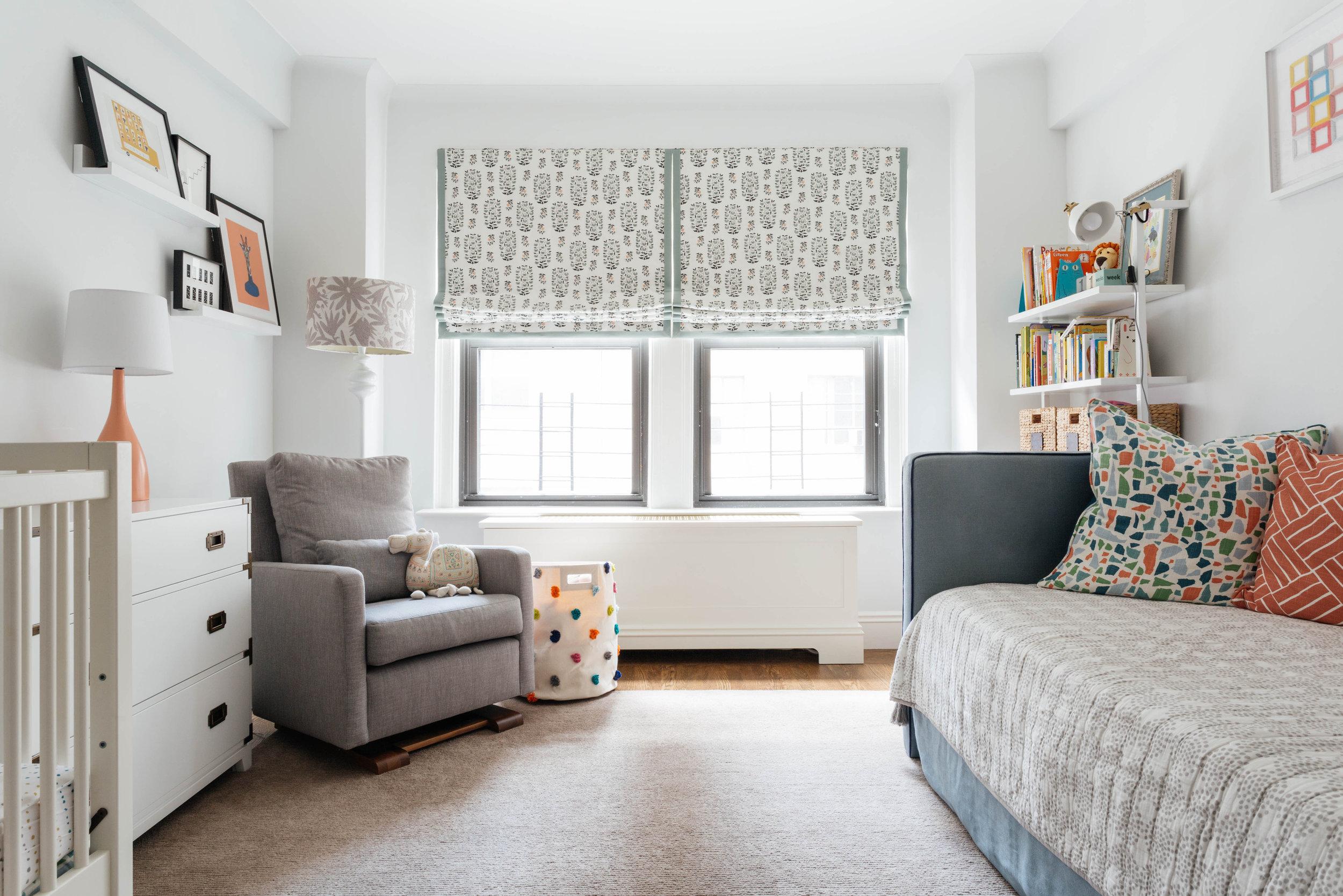 Ashley Manfred Interior Design Boy Girl Bedroom