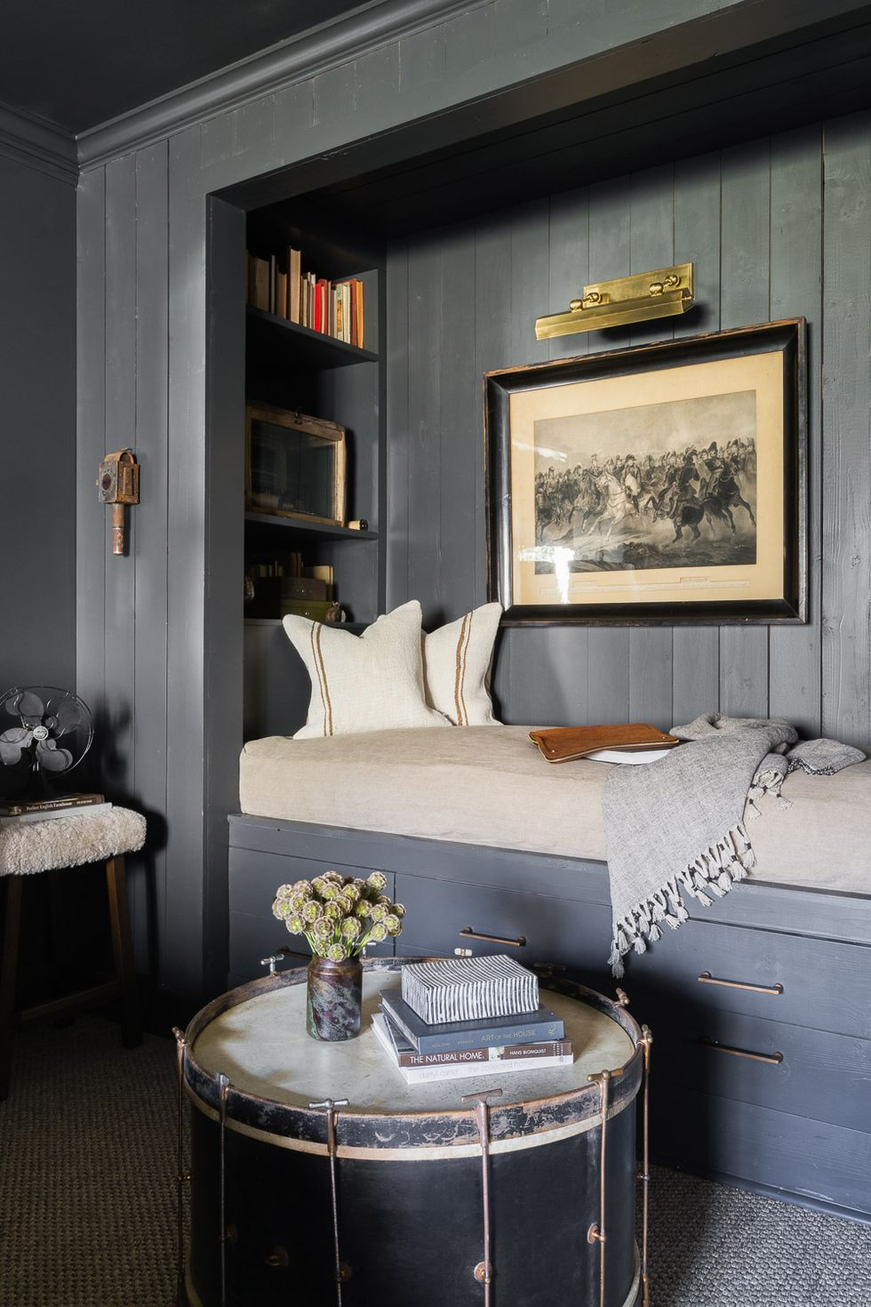 Sean Anderson Bedroom Nook