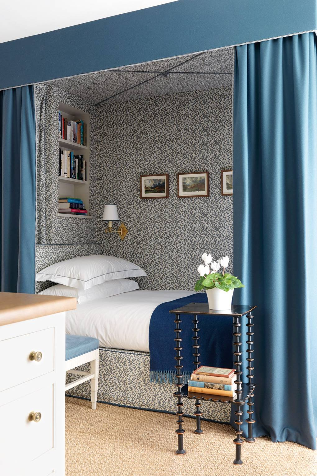 Veere Grenney Bedroom Nook