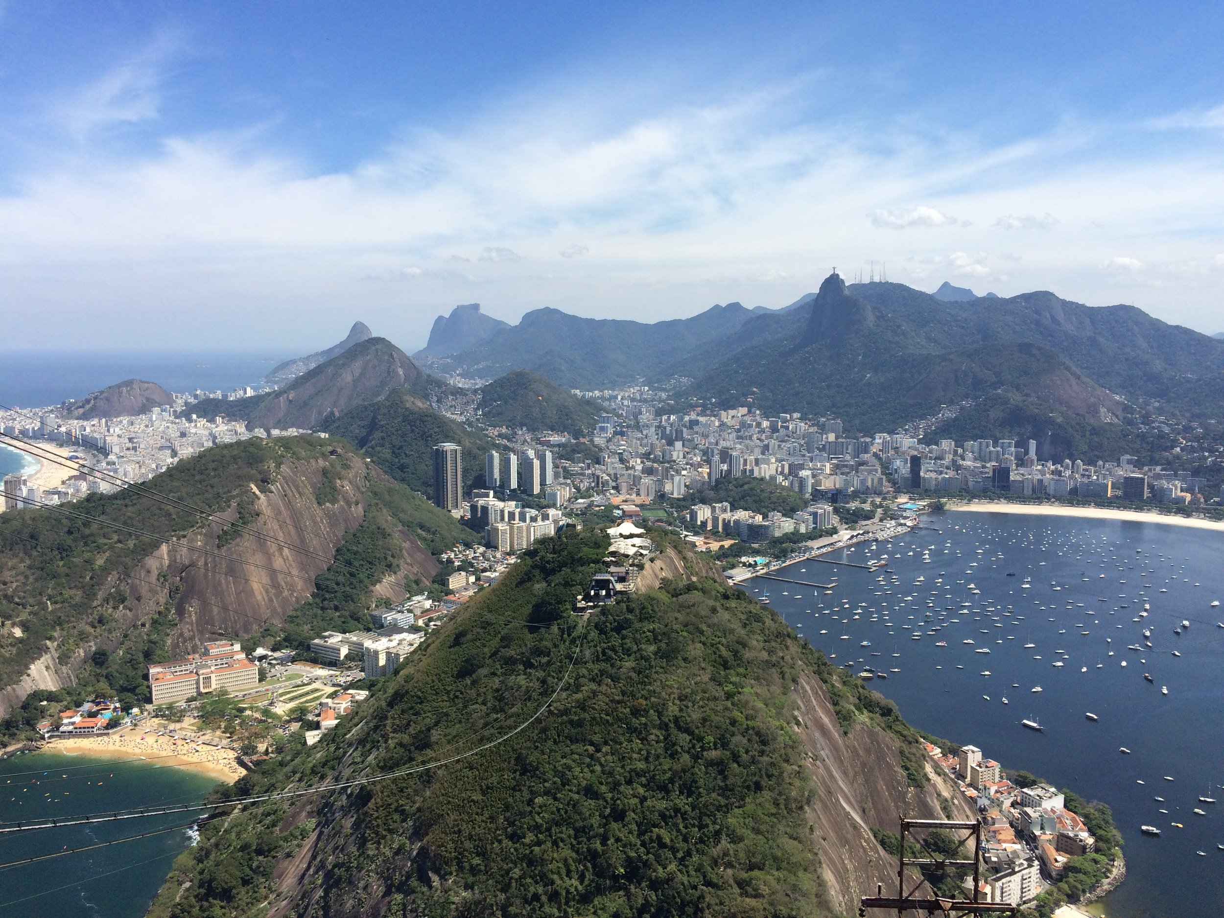 From Sugarloaf Mountain