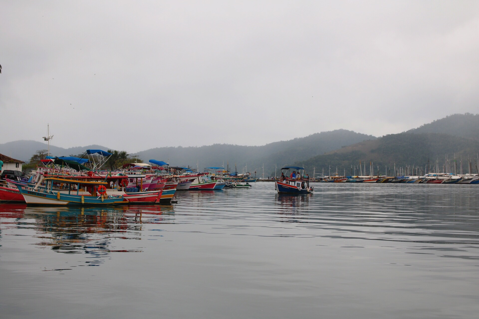 Paraty Pier
