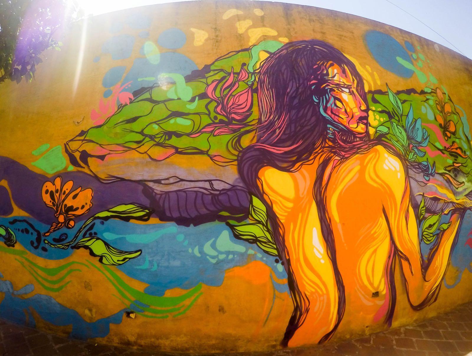 Street Art in Asunción