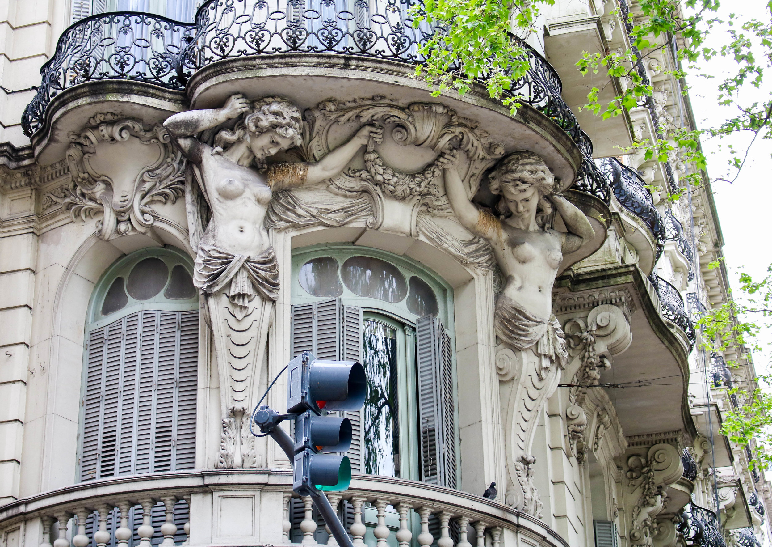 European Inspired Architecture