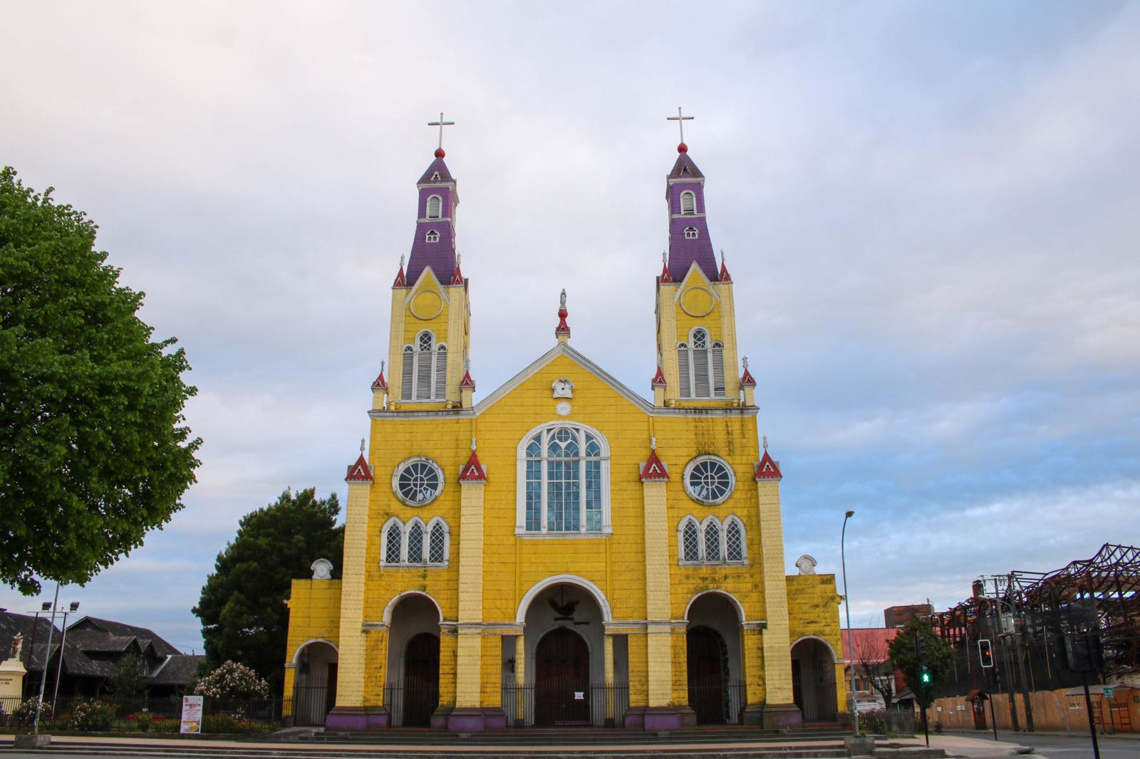 Church of San Francisco in Castro