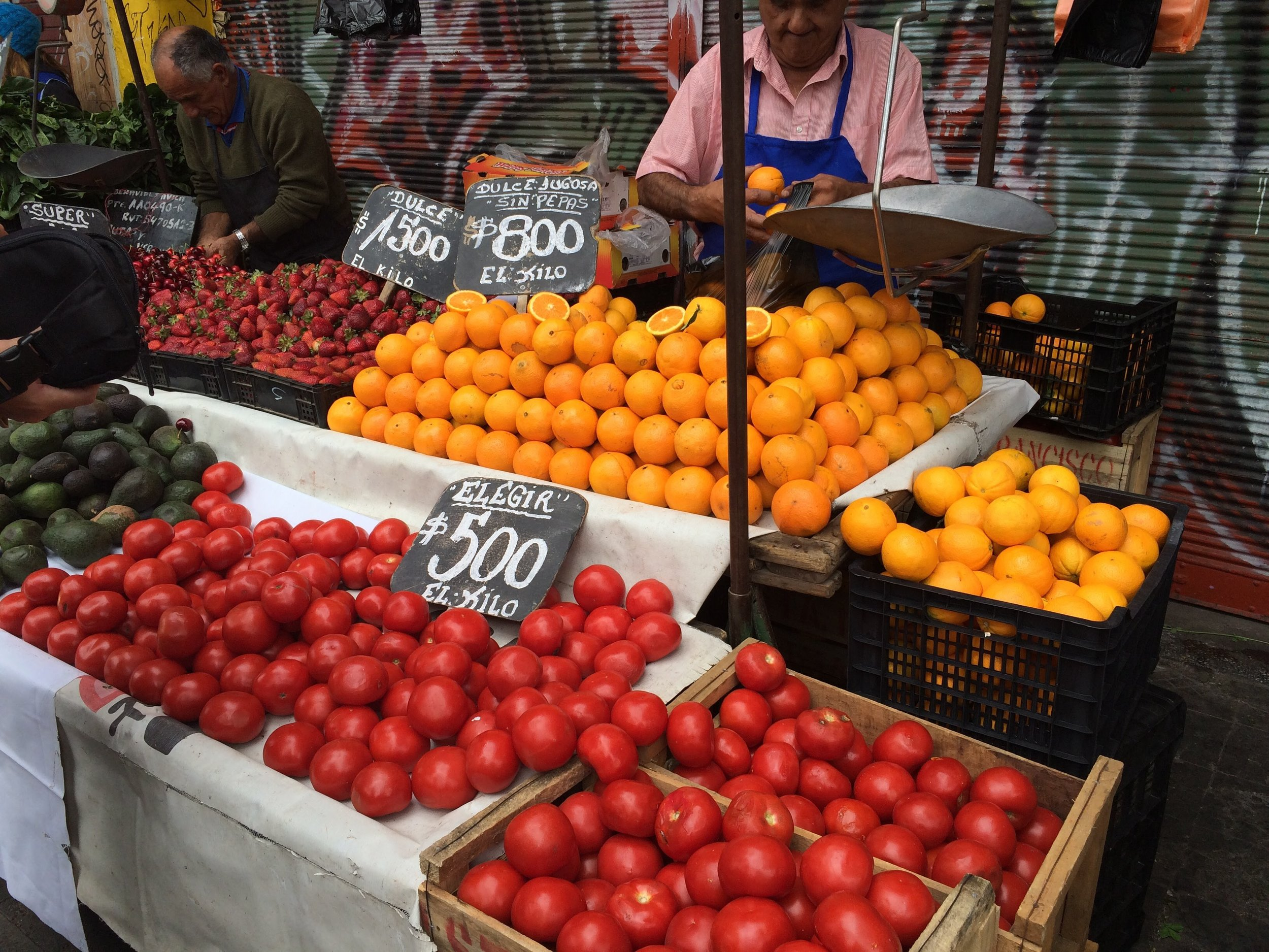 The Freshest of Fruits
