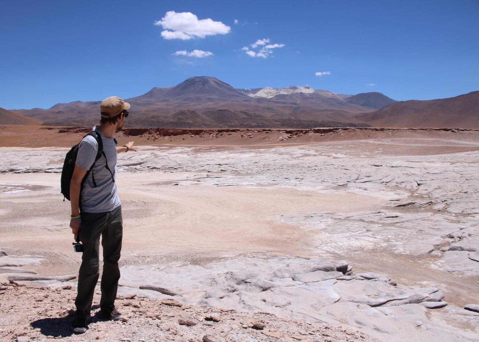 At Piedra Rojas