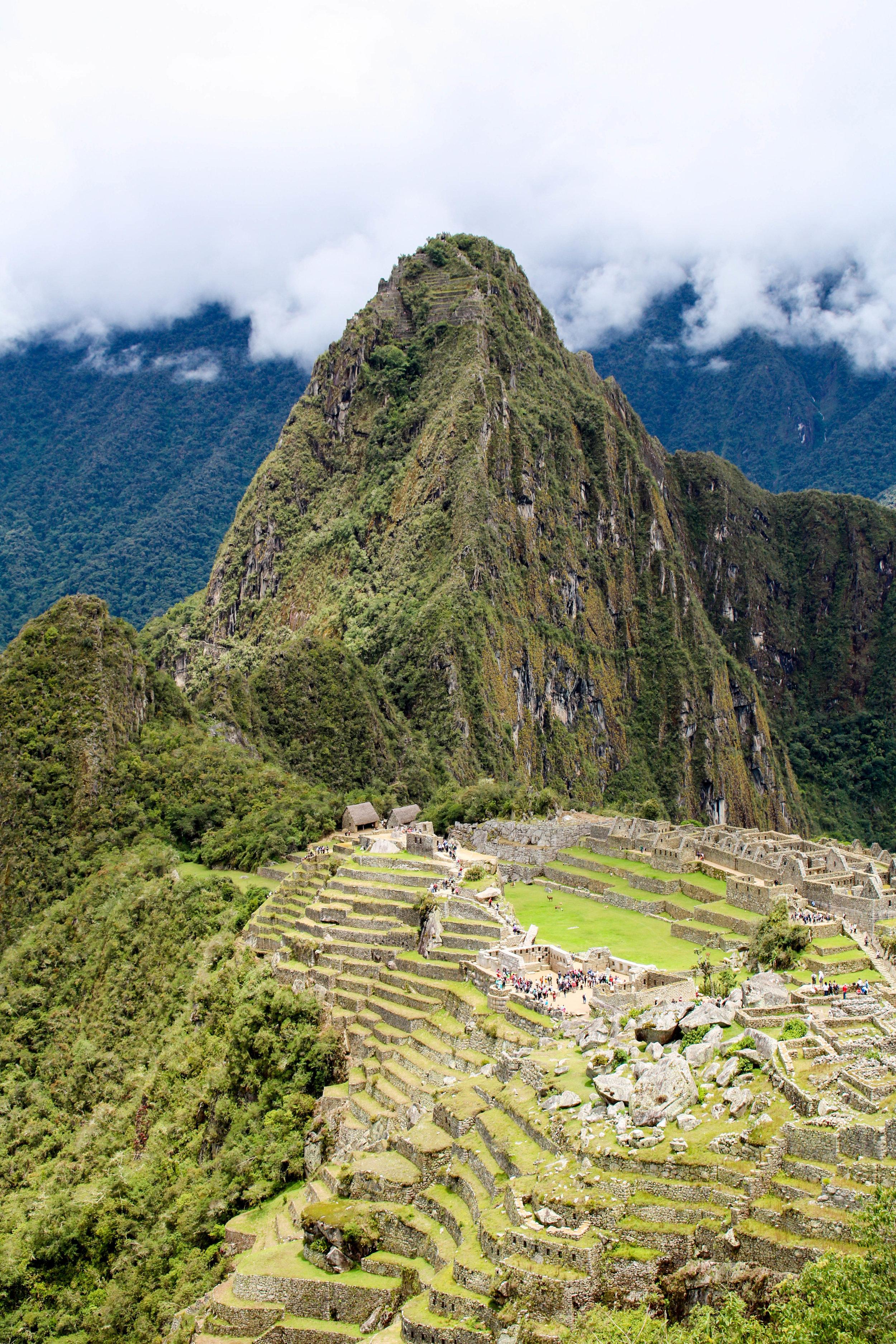 Magnificent Machu Picchu, Peru