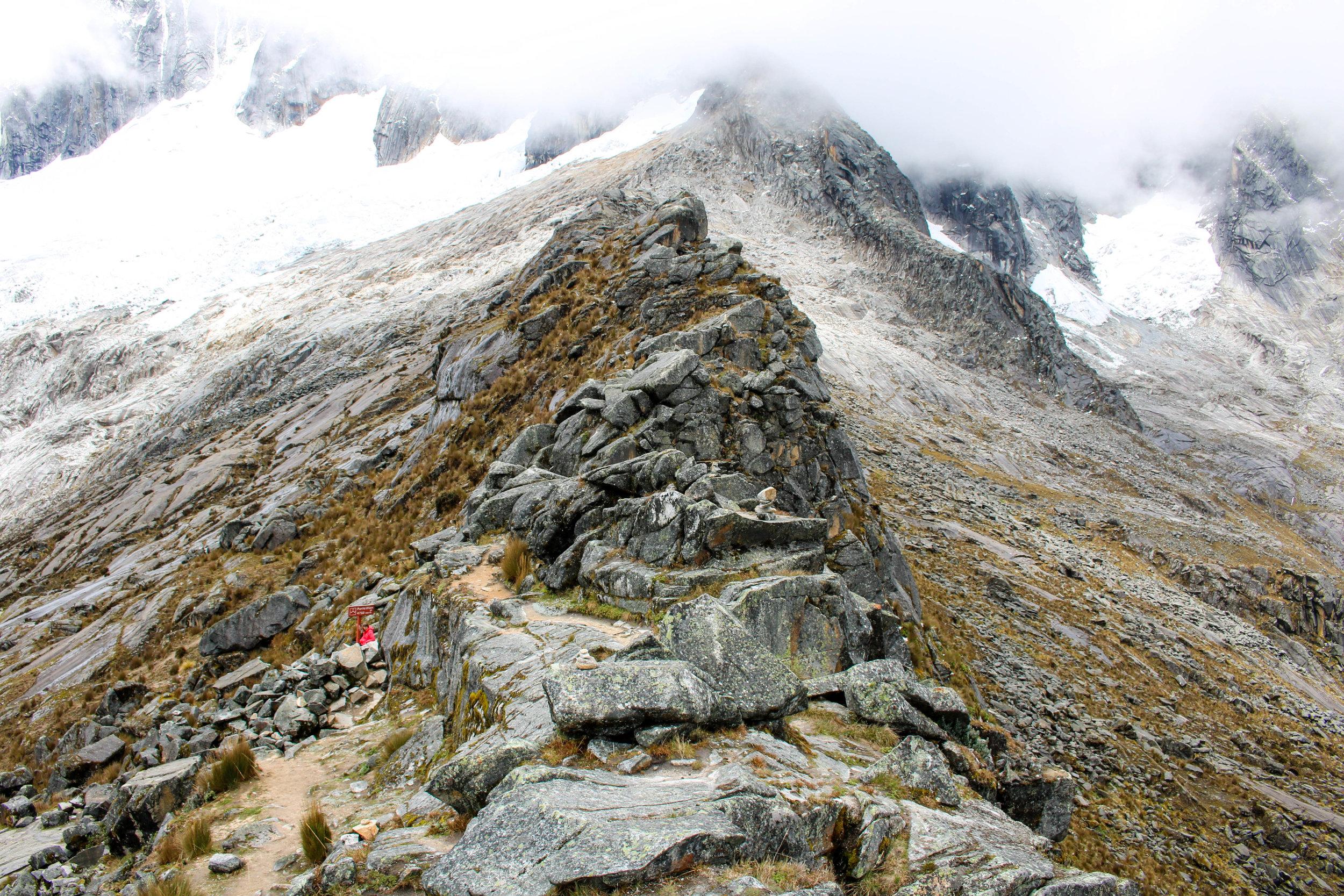 Punta Union Pass, Peru