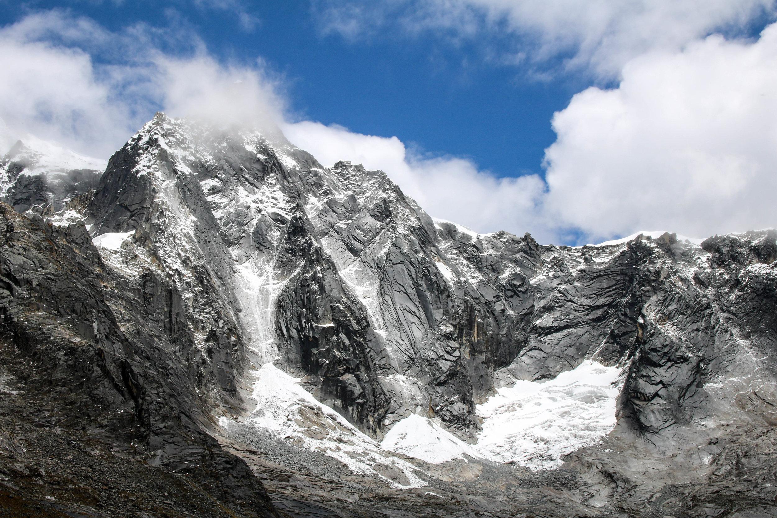 Mountain Rock, Peru