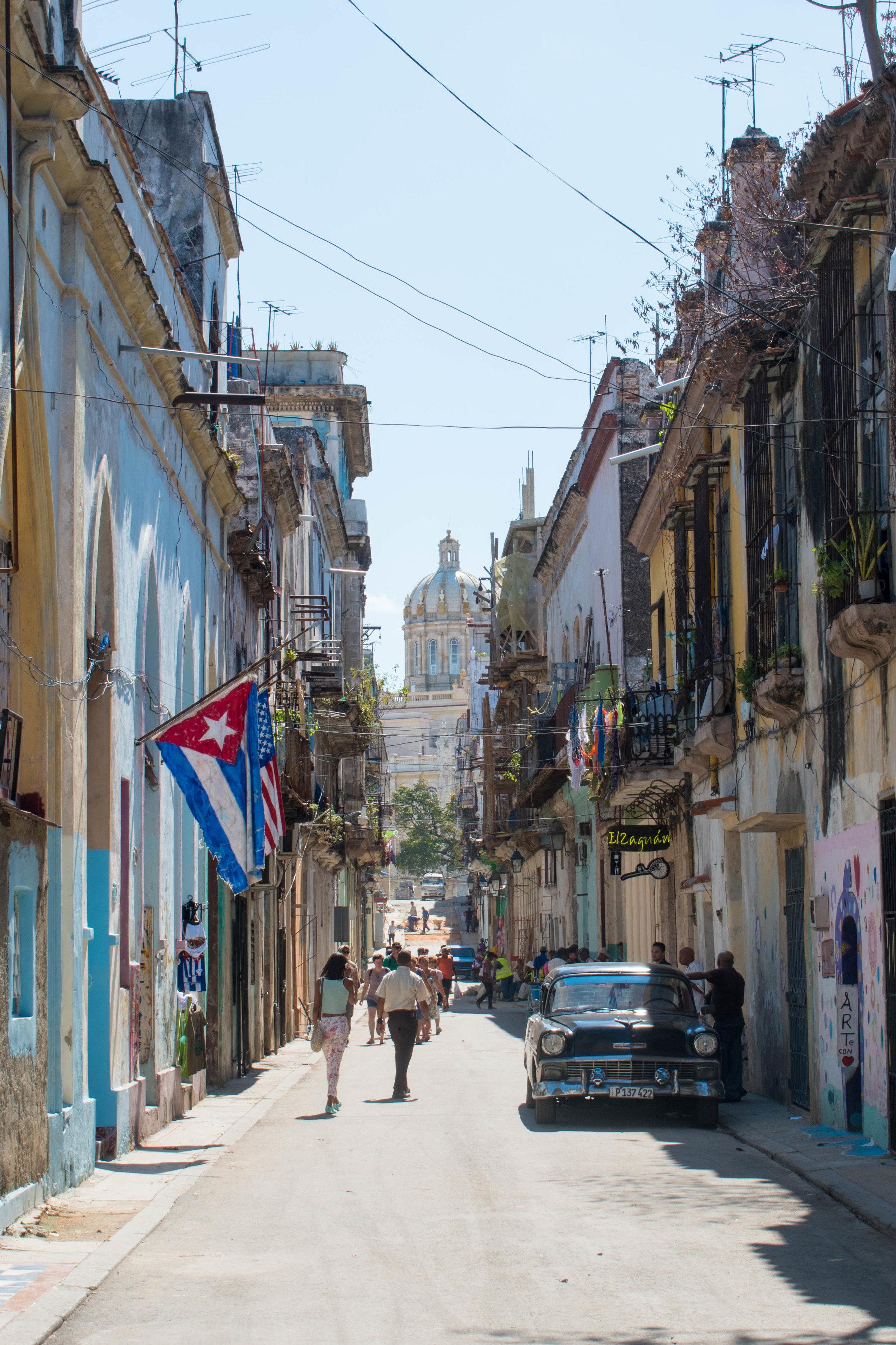 An Authentic Feeling In Havana, Cuba