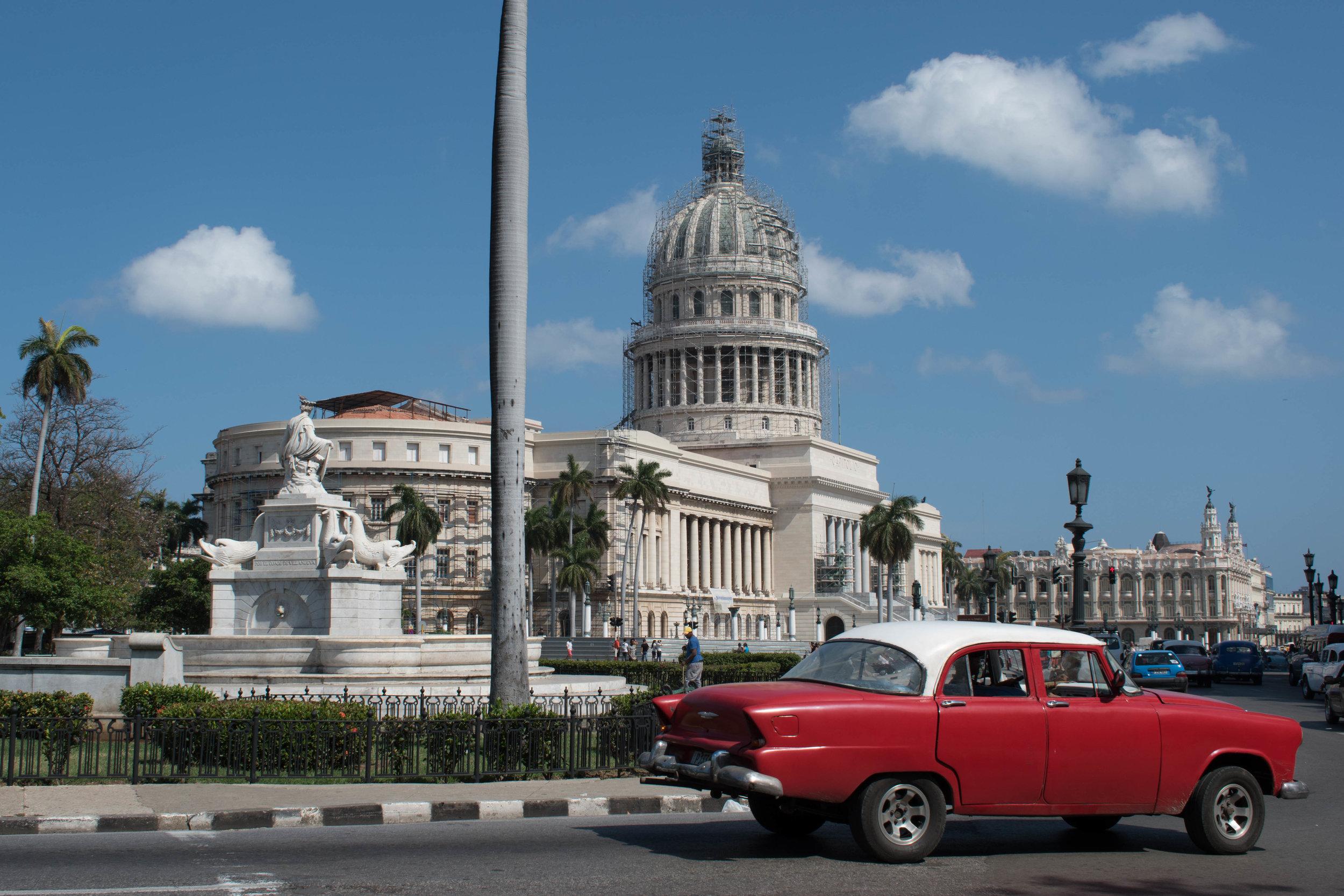 Old World Charm in Havana, Cuba