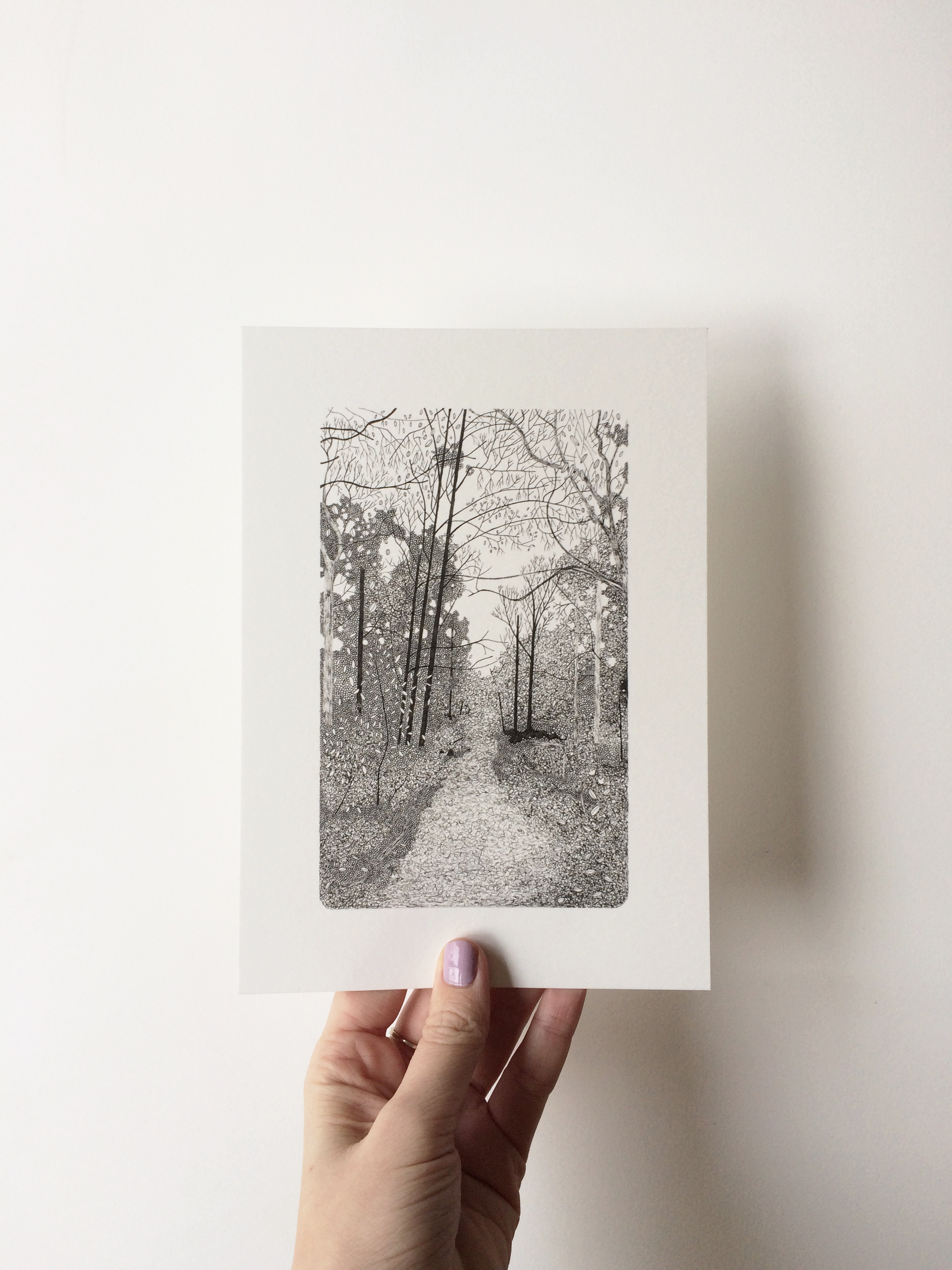 Selling A Drawing And Feeling That Buzz Of Excitement