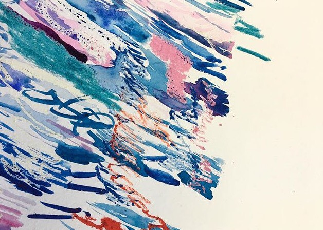 Artist Interview: Meg Fatharly - Detail Of A Drawing