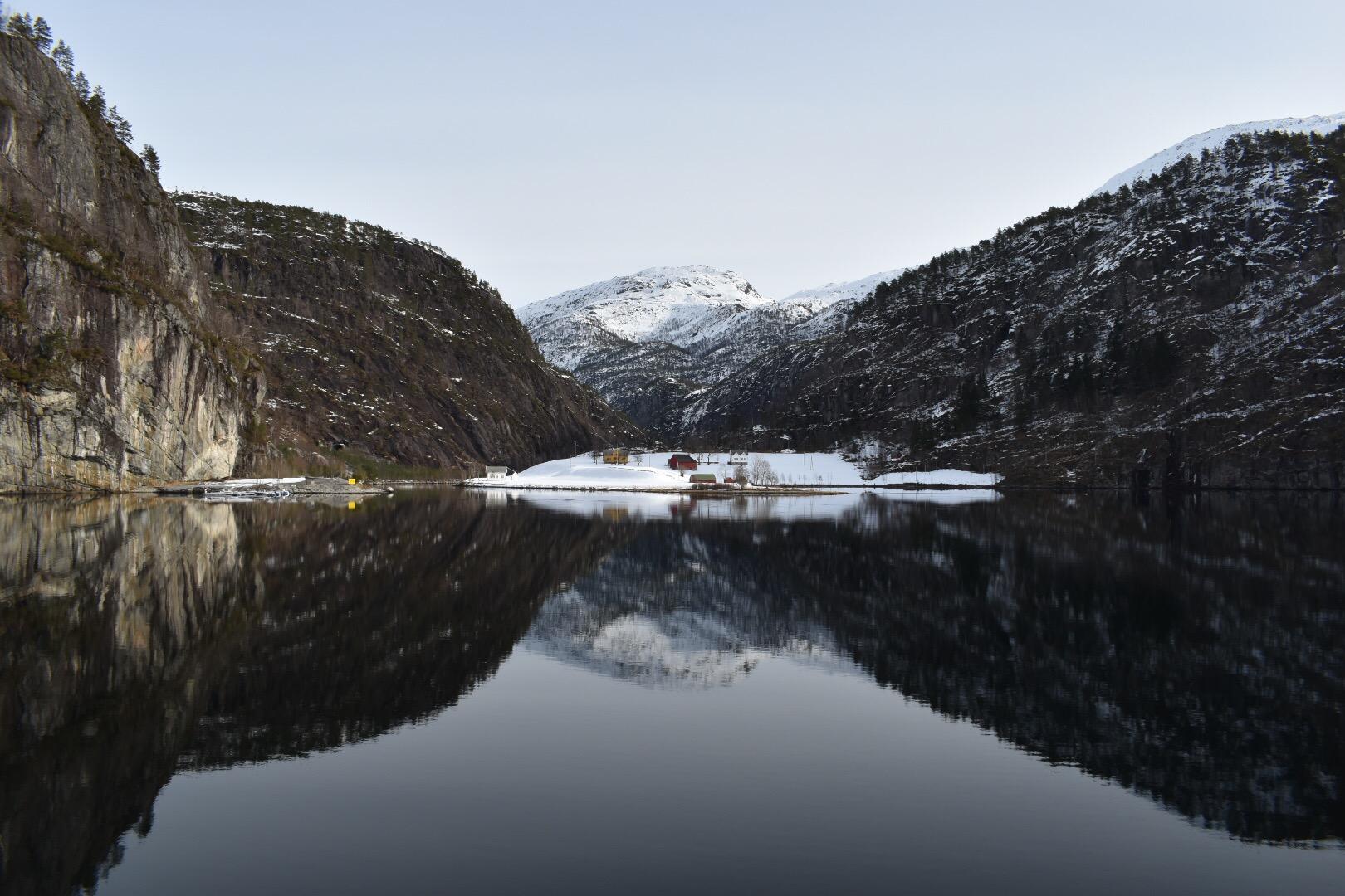 Osterfjorden to Mostraumen Cruise in Bergen, Norway