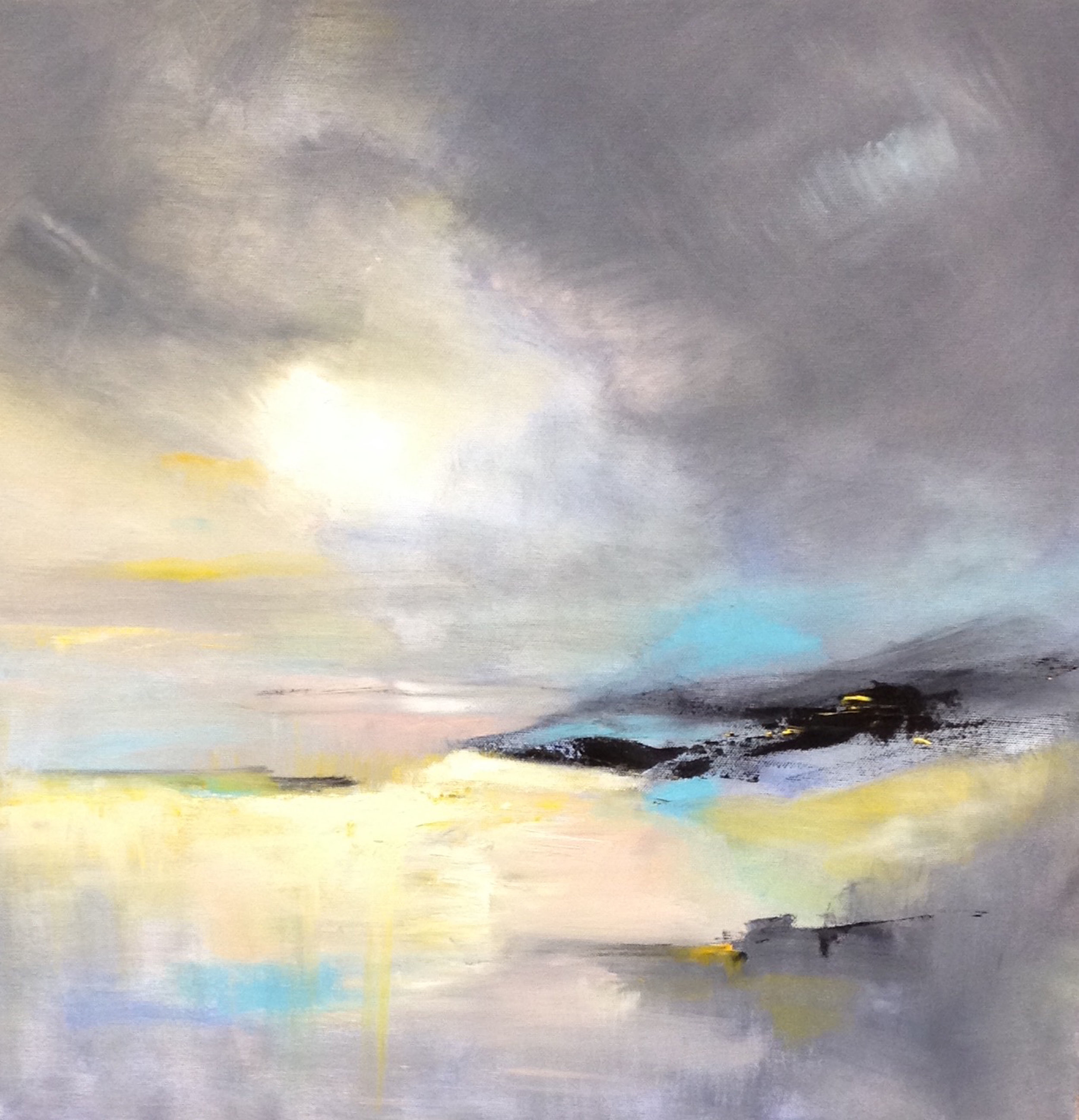 Louise Chatfield, Looking Across The Water