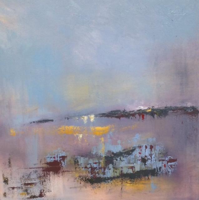 Louise Chatfield,Reflection (Cornwall Series)
