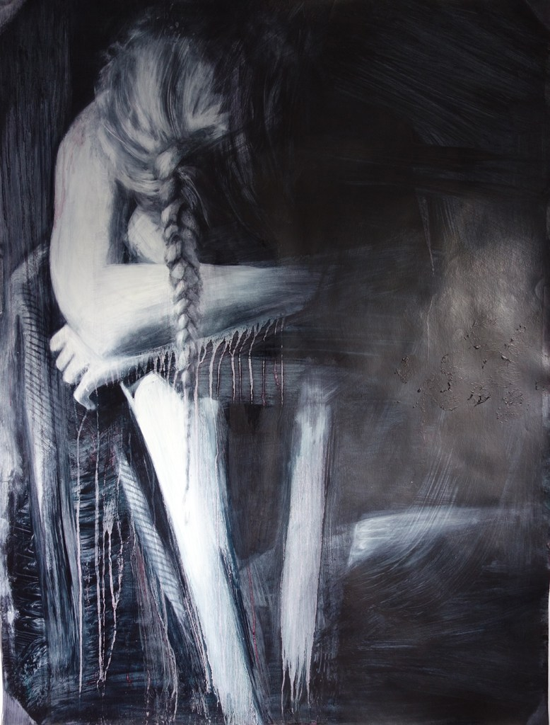 Lament 4 by Lucy Springall